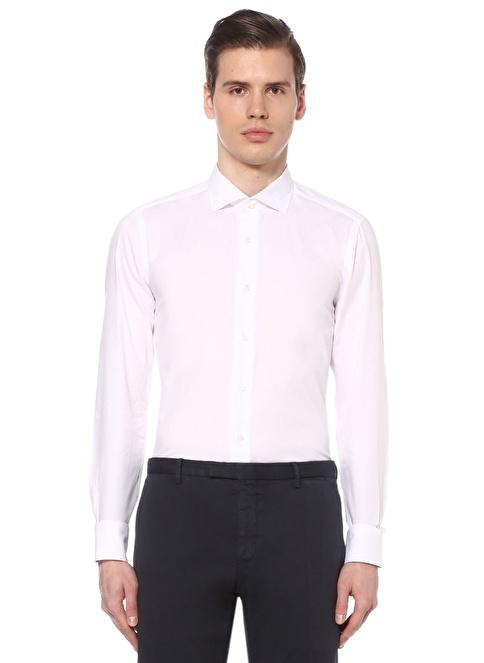 Boglioli Gömlek Beyaz